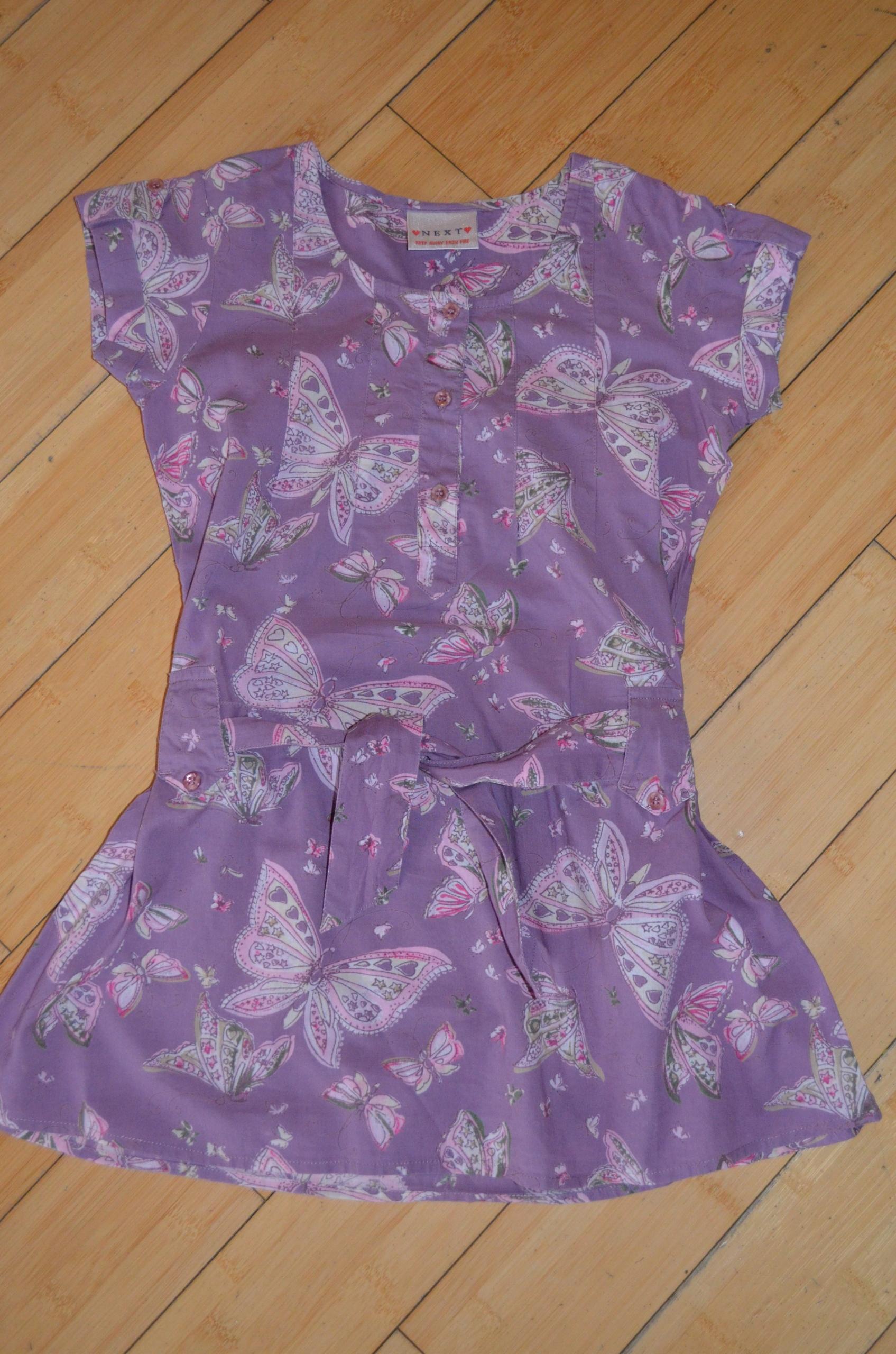 Sukienka NEXT rozmiar 116