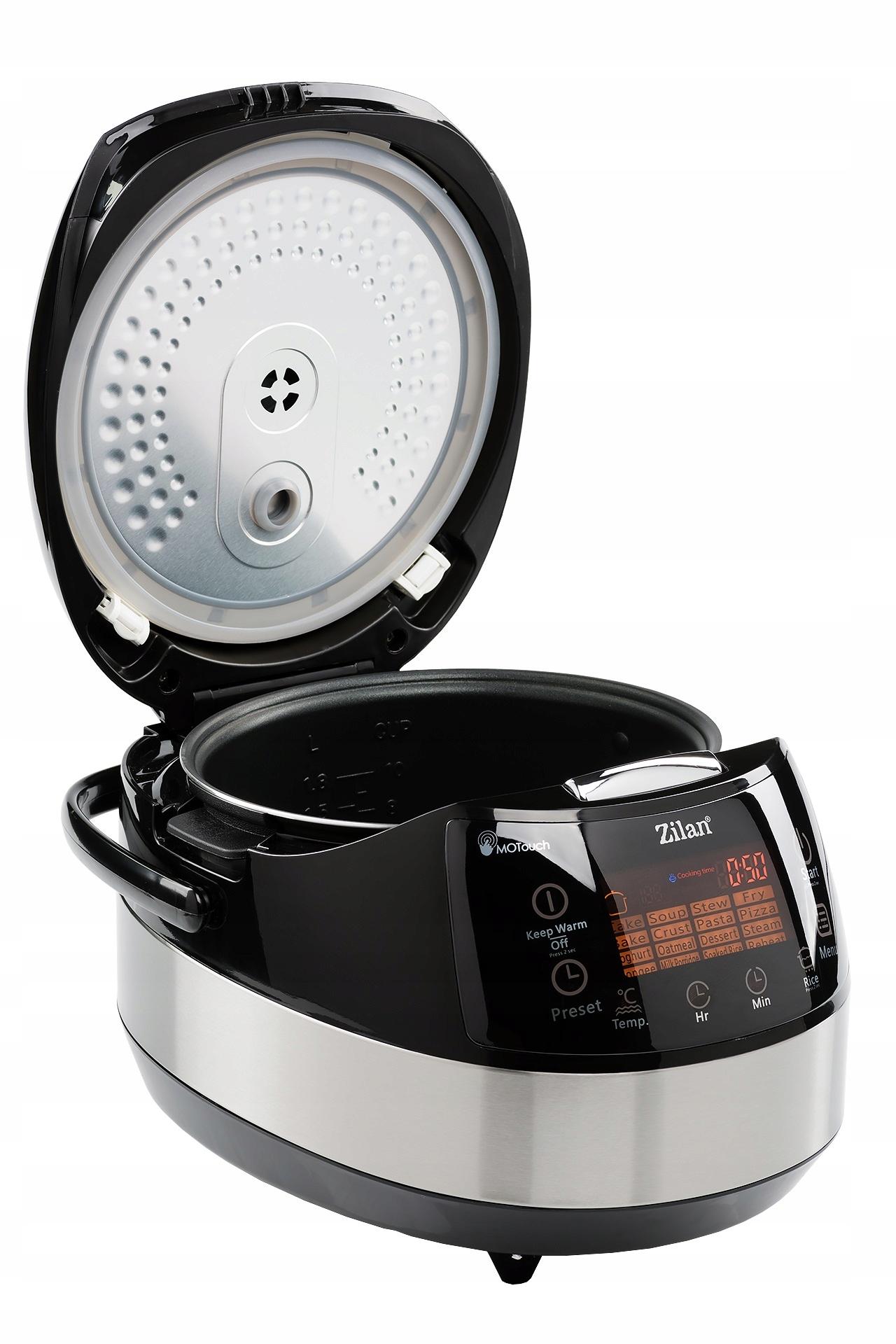Multicooker ZILAN ZLN 9171 860W 5l HIT !