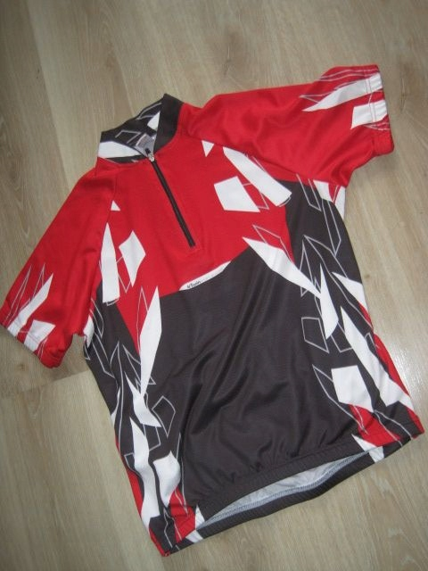 B.twin koszulka na rower na 134 cm