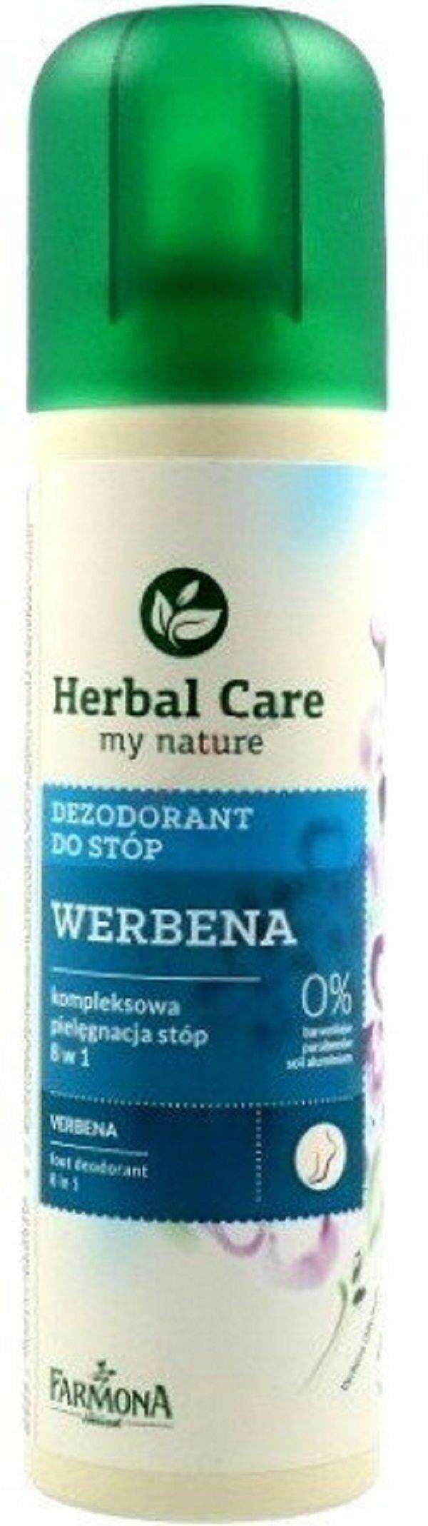 Farmona Herbal Care Werbena pielęgnacyjny dezodora