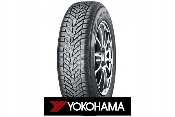 4x Yokohama BluEarth Winter V905 255/50 R19 107 V