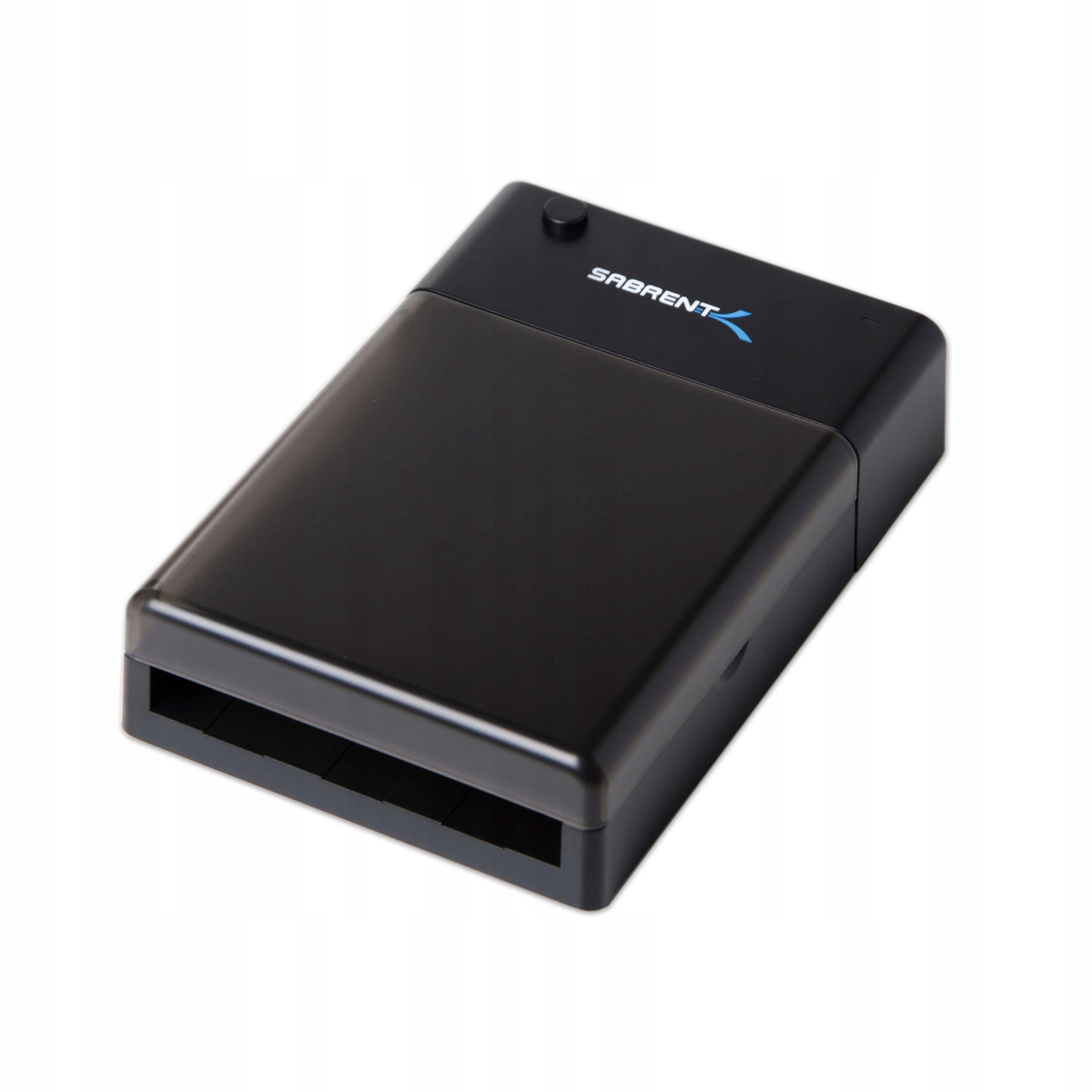 Stacja dokująca Dysk HDD 2,5 i 3,5 USB 3.0 Sabrent