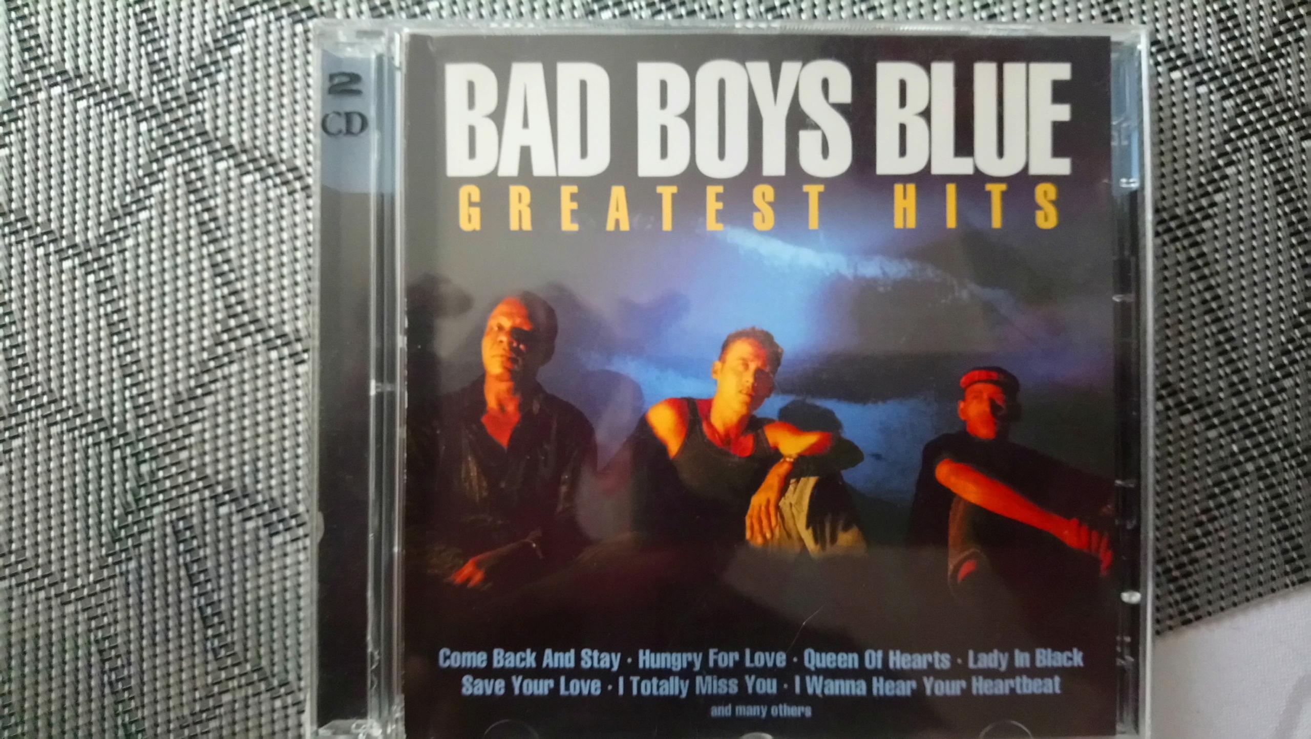 Bad Boys Blue Gratest Hits 2CD