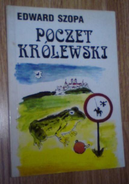 POCZET KRÓLEWSKI - Szopa unikat !!!!