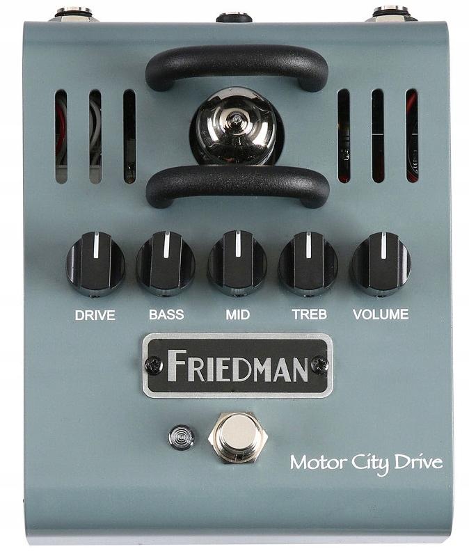 Friedman Motor City Drive Guitar Center Łódź