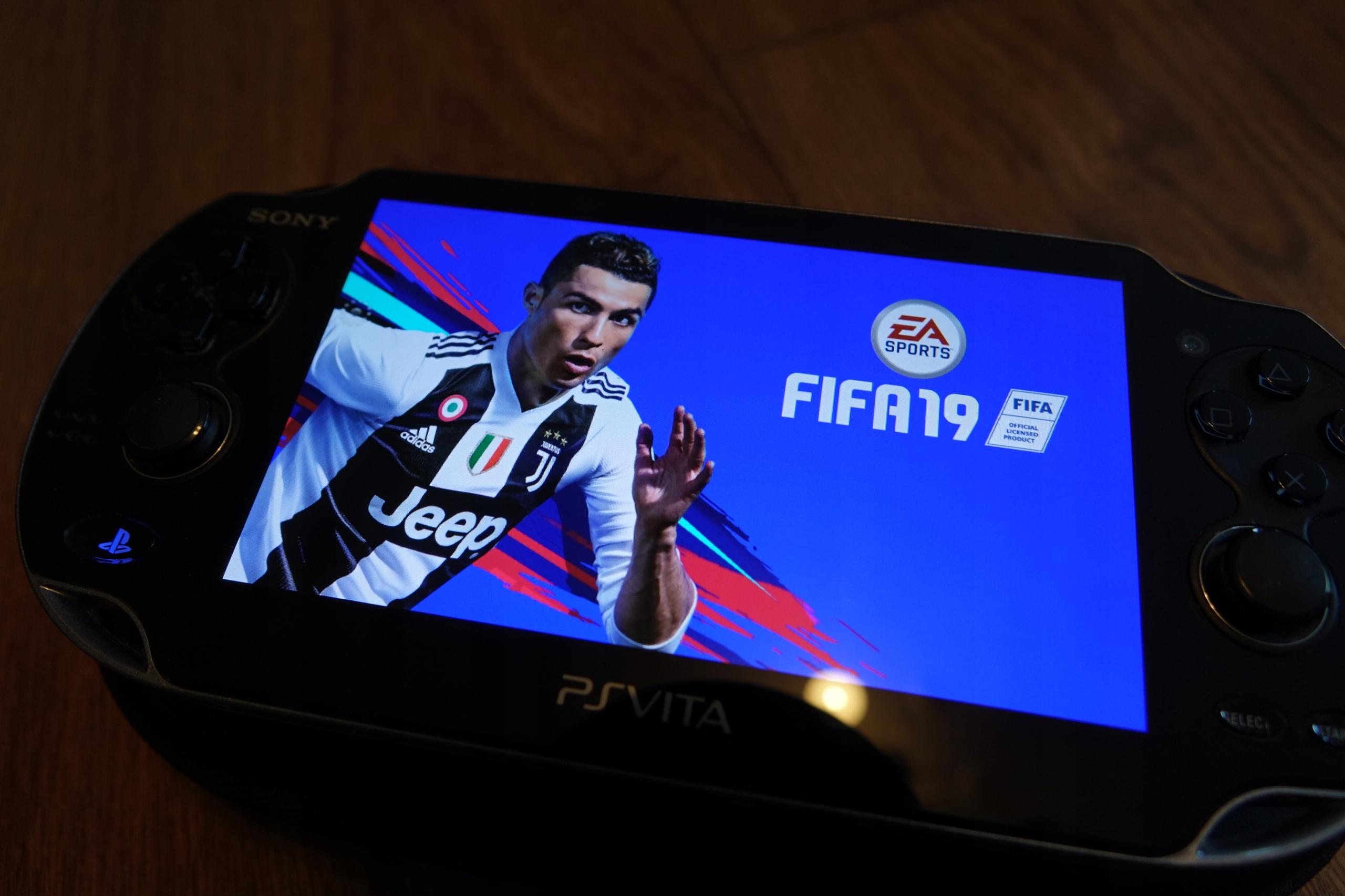 Sony PS Vita OLED Henkaku Enso 64GB Przerobiona