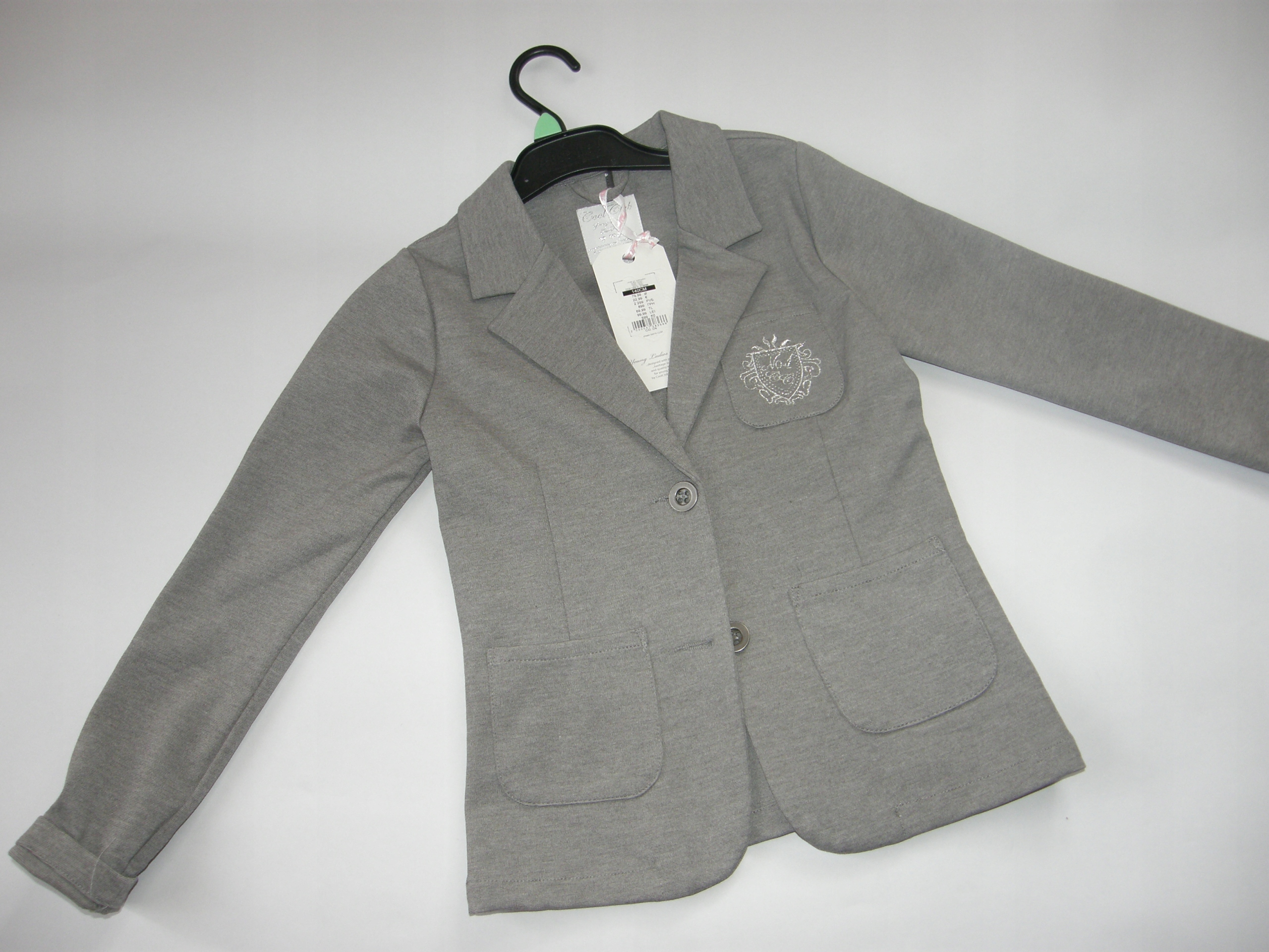 marynarka + spodnie Cool Club r.140 śliczna