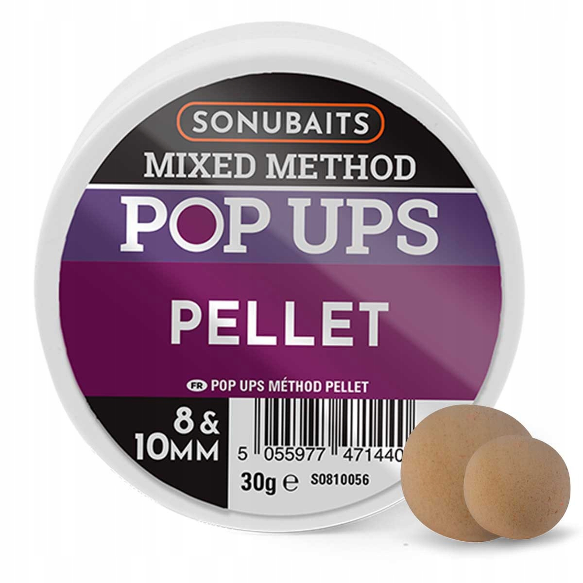 Sonubaits Mixed Method Pop Ups Pellet