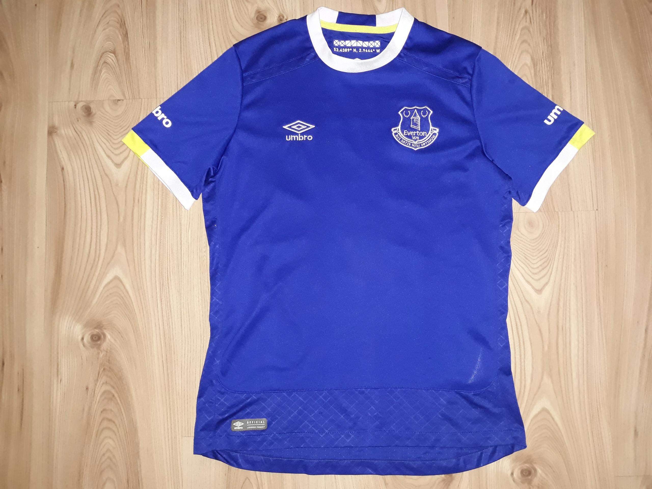 Koszulka Umbro L Everton Romelu Lukaku 10 Anglia