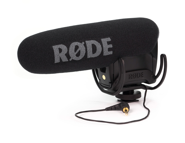 RODE VideoMic Pro Rycote mikrofon do KAMER DSLR