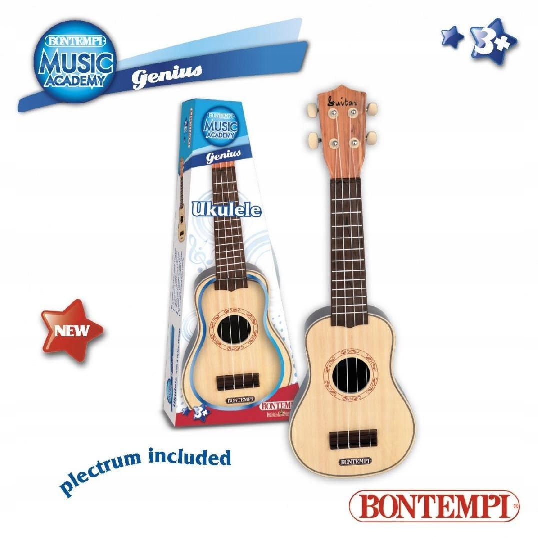 BONTEMPI Play Ukulele plastikowe