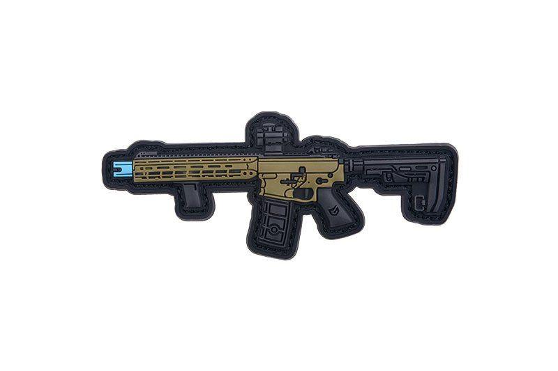 Naszywka Blitz SBR AR15