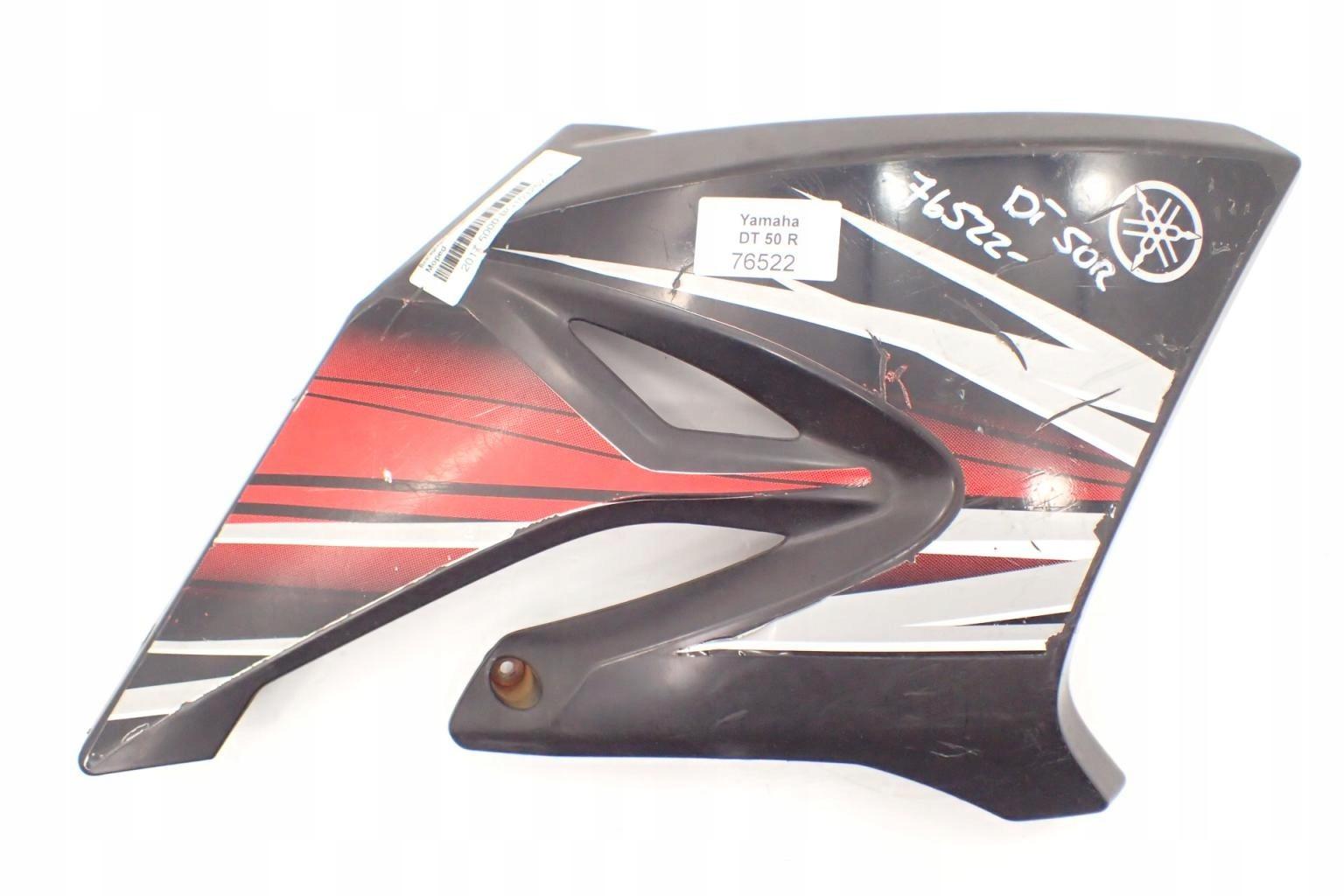 Bok [P] przód osłona owiewka Yamaha DT 50 R X-Limi