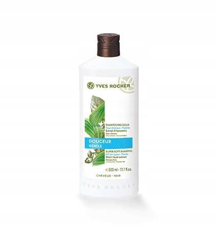 Delikatny szampon hamamelisu Yves Rocher
