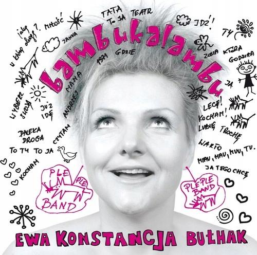 Bambukalambu Ewa Konstancja Bułhak płyta CD