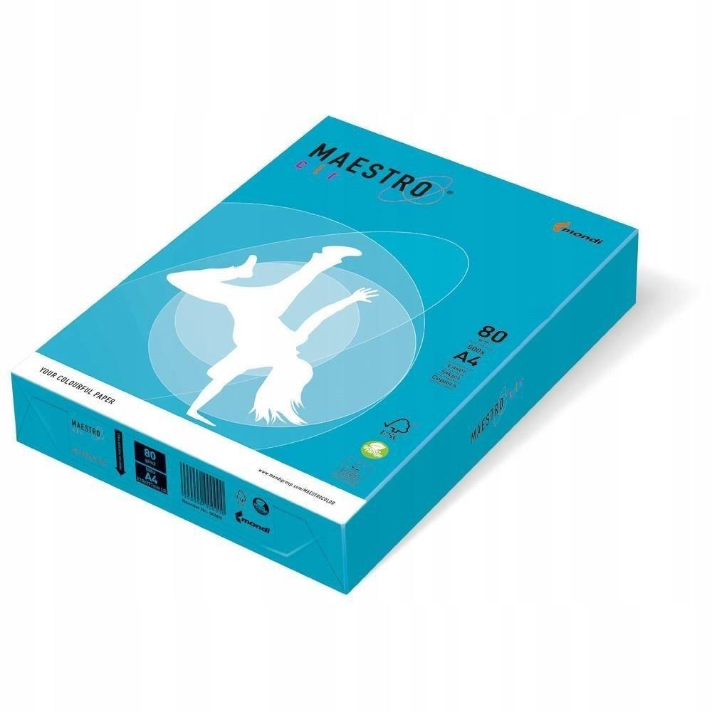 BYD - Igepa Papier Igepa Maestro Color błękitny AB