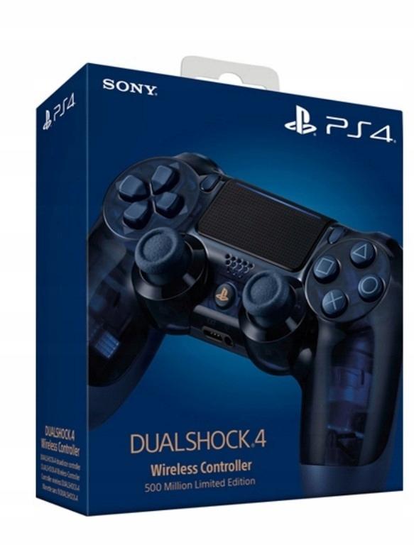 PAD DualShock PS4 500 Milion Edition