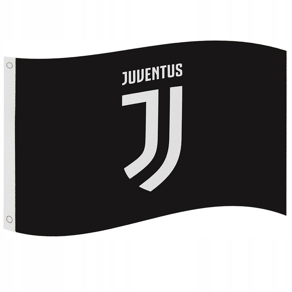 Juventus Turyn - flaga Juve!