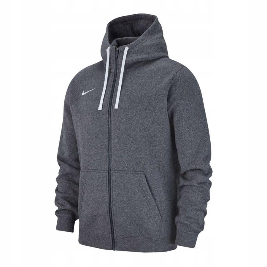Bluza Nike Hoodie FZ FLC TM Club 19 AJ1313 071 XXL
