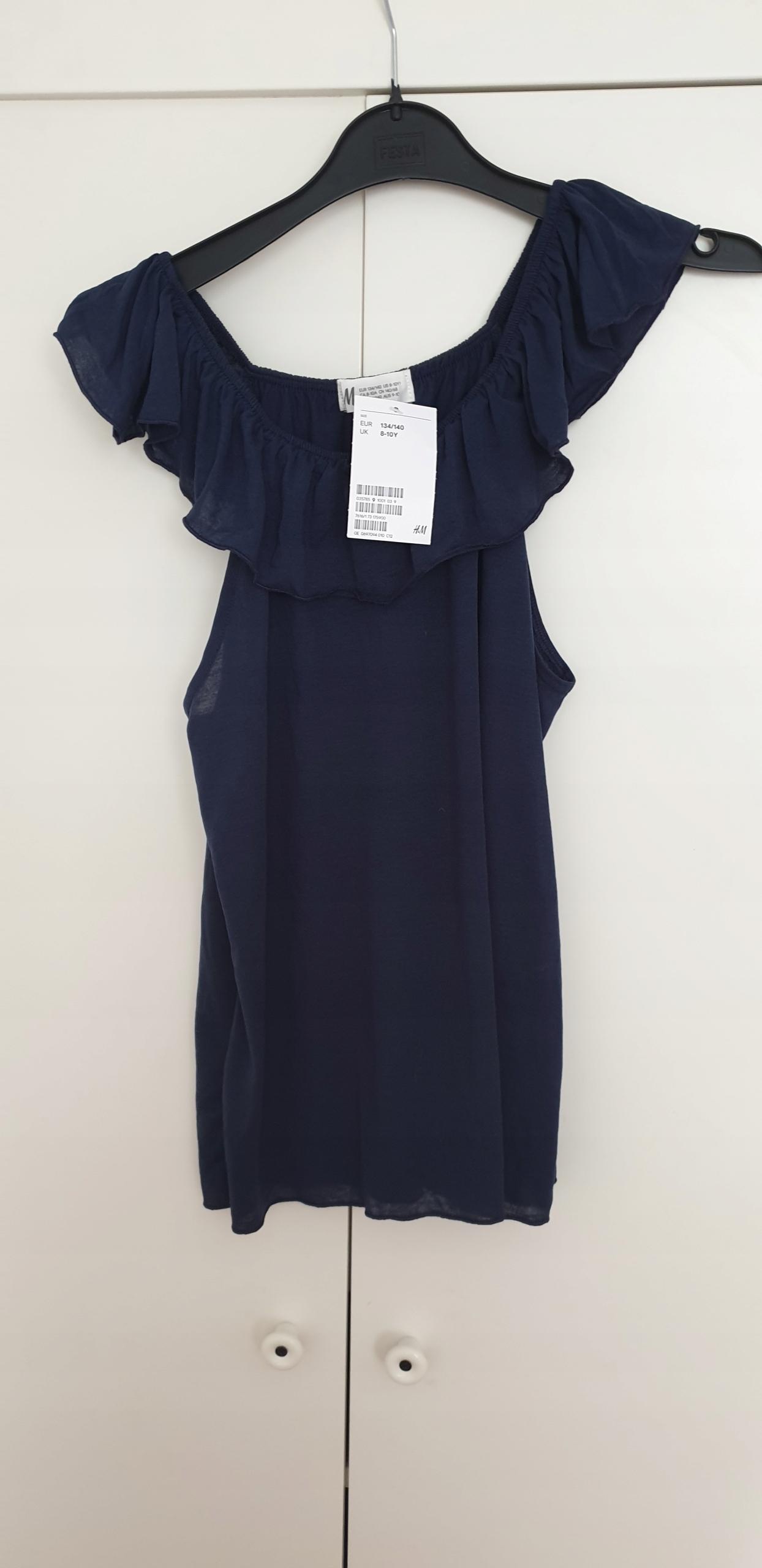 Topy Body H&M Zara 134/140