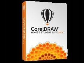 CorelDRAW Home & Student Suite 2018 CZ/PL