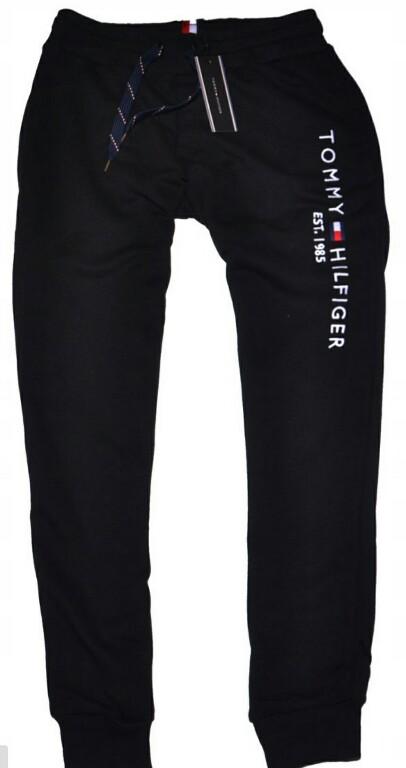 Nowe spodnie dresowe TOMMY Hilfiger roz L