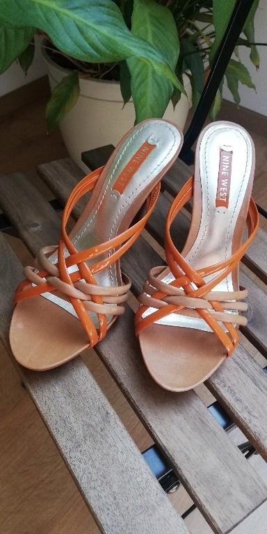 Piękne nowe sandałki Nine West!