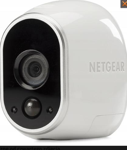 F1980 Dodatkowa kamera monitoringu Arlo VMC3030