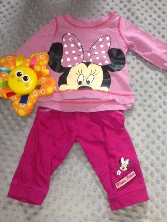 Dresik Disney Minnie 68cm