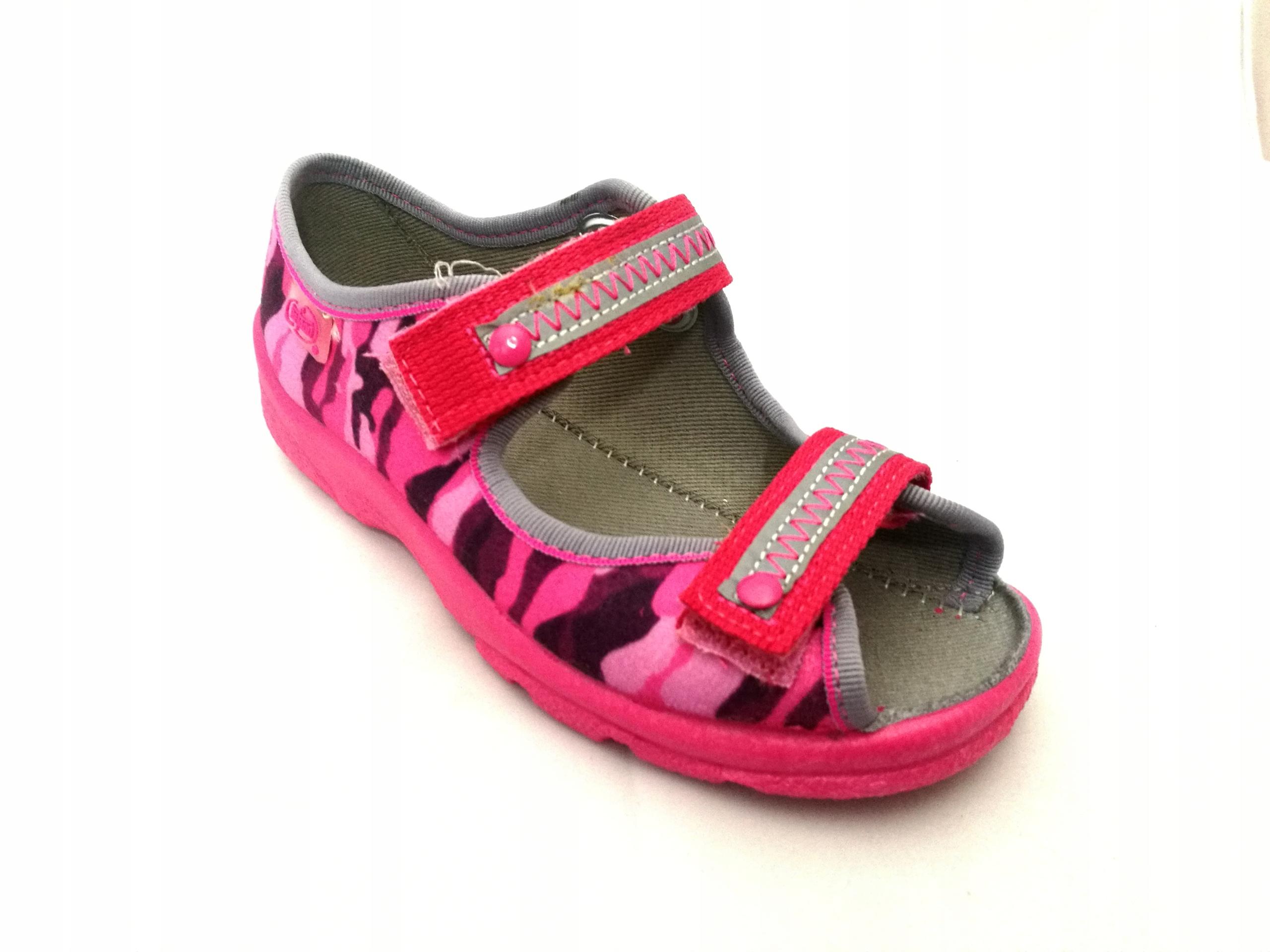 BEFADO 969X120 sandały dziewczęce r.28