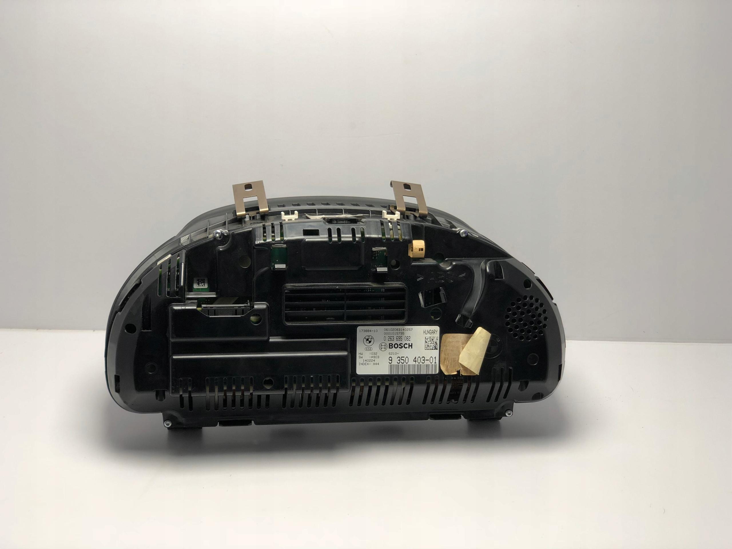 BMW F10 F11 F07 LICZNIK ZEGARY 6WB FULL LED HUD - 7838732241