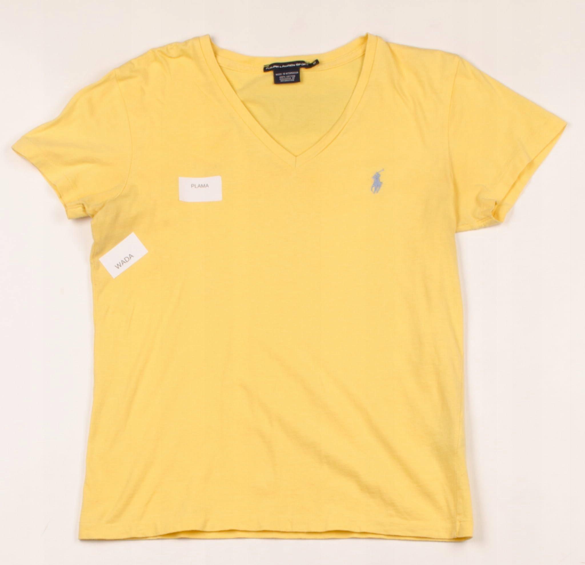 32730 MICRO WADA Ralph Lauren T-shirt Damski M