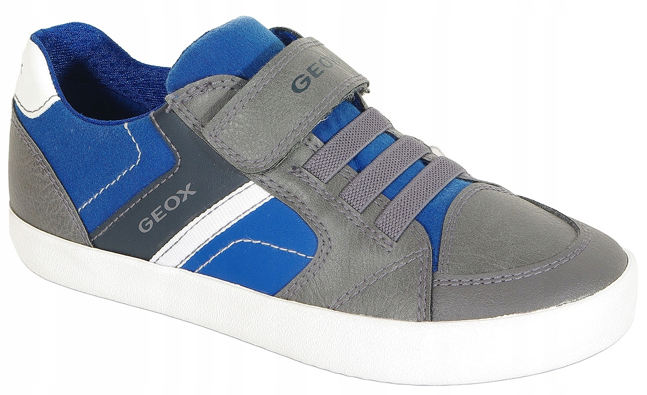 GEOX Gisli D sneakers anthracite/royal 30