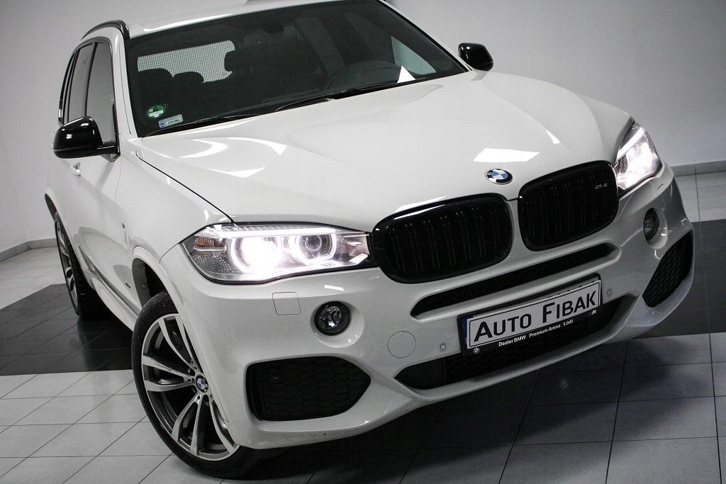 BMW X5 Bezwypadkowy*xDrive*Mpakiet*2 58KM*Automat*