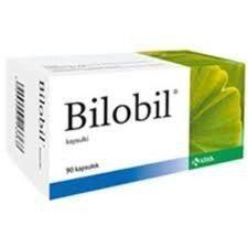 BILOBIL 40 mg, 90 kapsułek