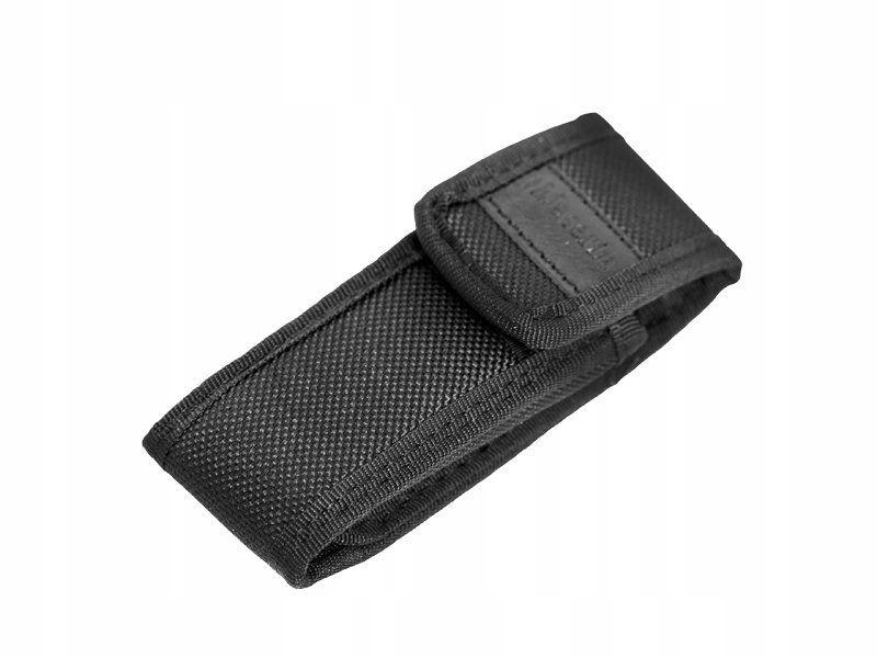 Etui Maserin z nylonu, czarne, 12 cm