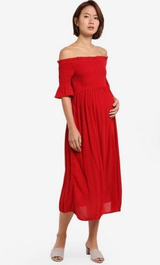 1906J18 DOROTHY PERKINS ciążowa sukienka NOWA 38 M