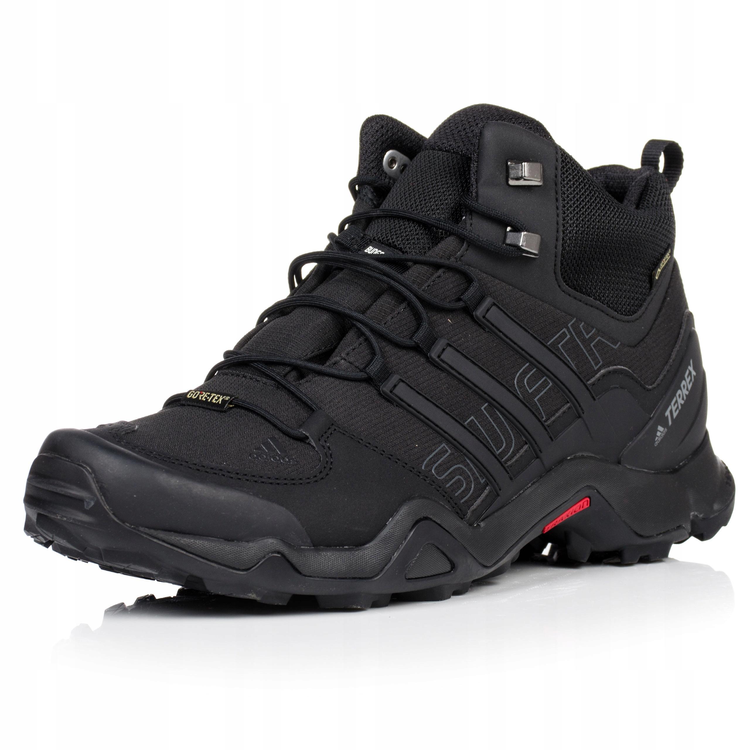 Buty męskie adidas Terrex Swift czarne BB4638 7069830830