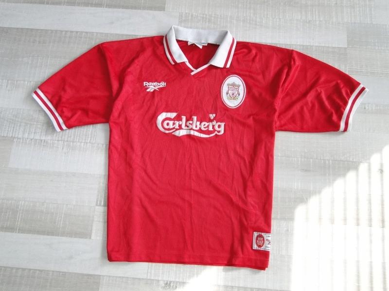 REEBOK_1996-98 FC Liverpool Home Shirt_XL