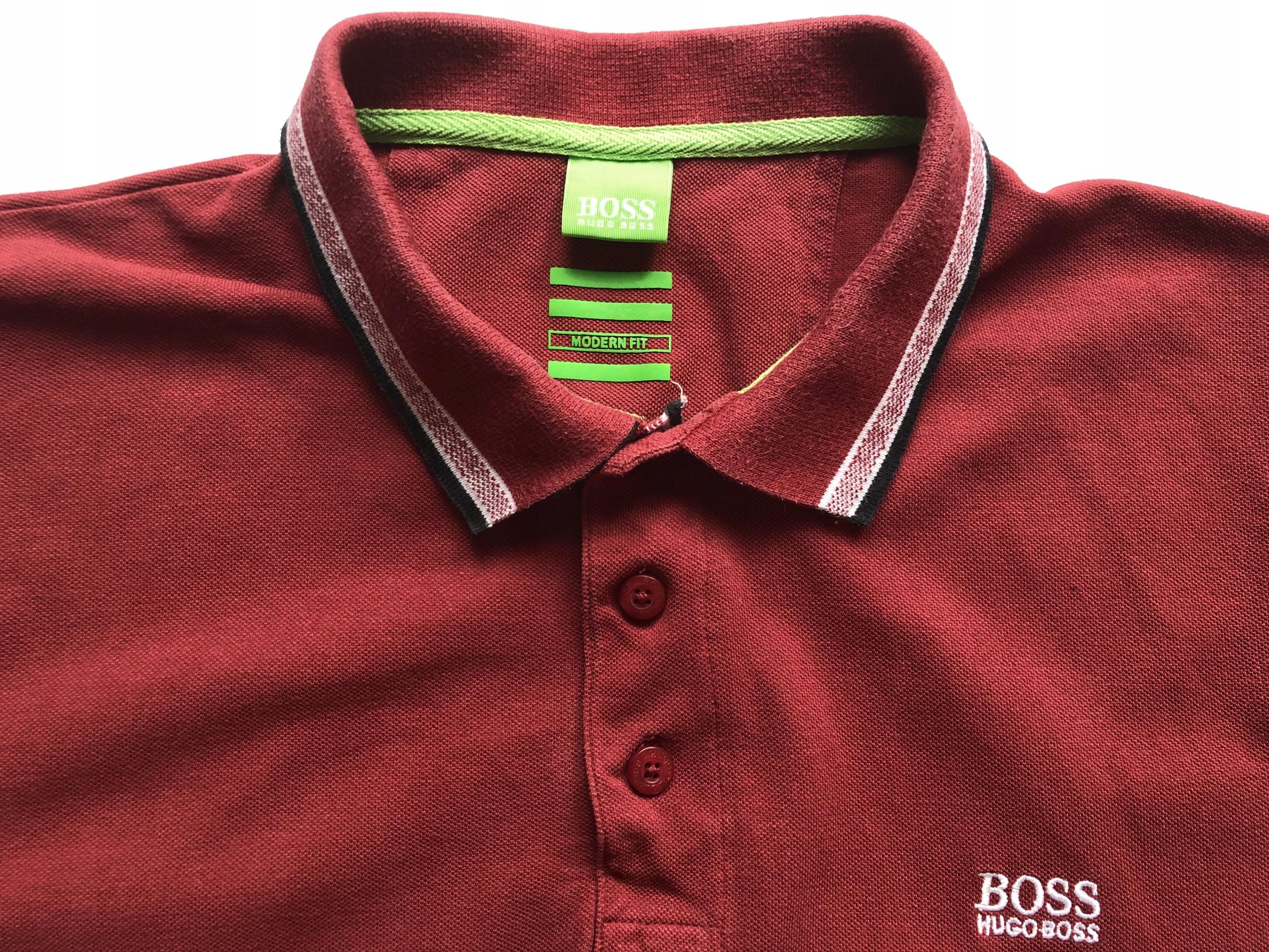 Koszulka polo __Hugo Boss L__ Casual, Fred