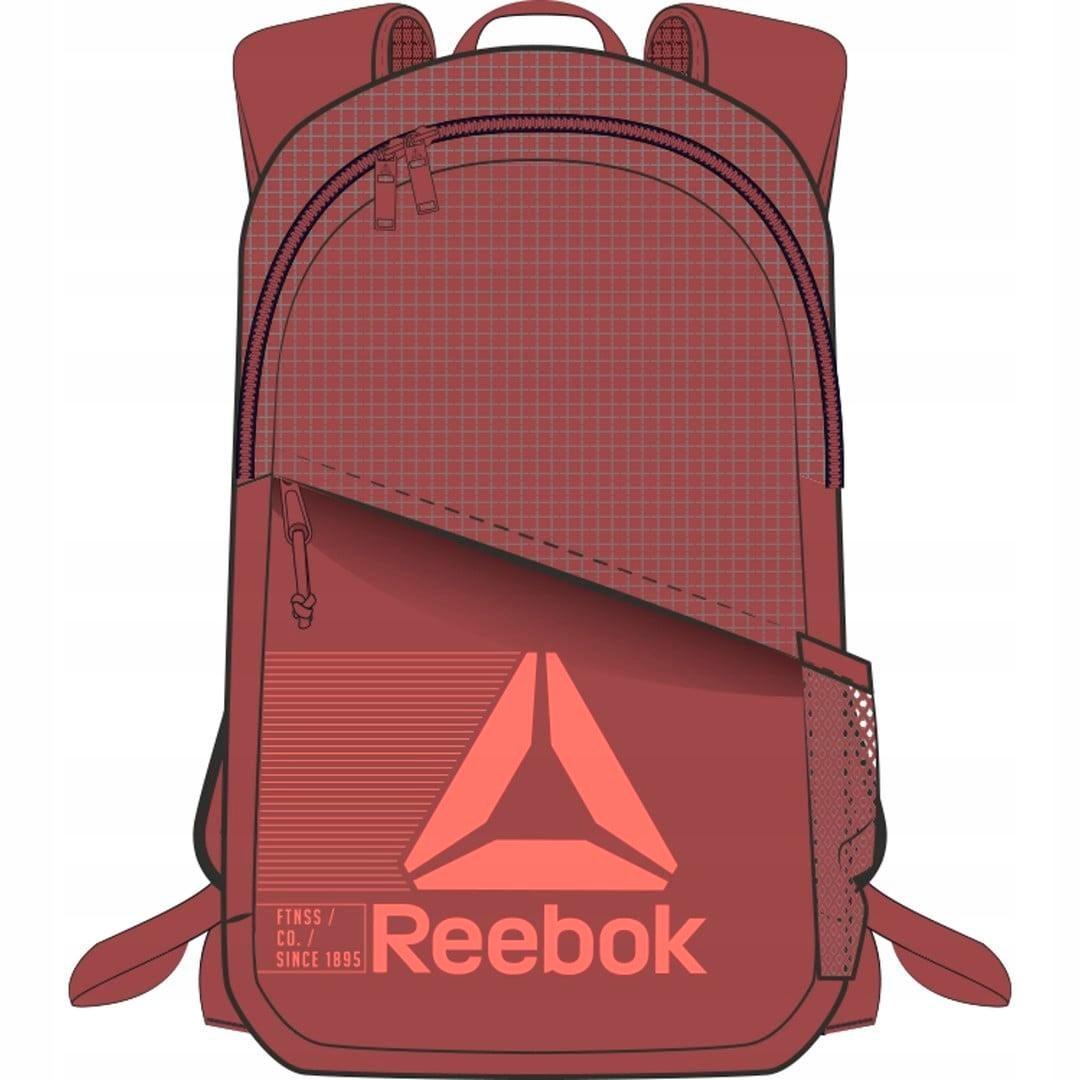 Plecak Reebok DU3004 DU3004-a2 r Uniwersalny