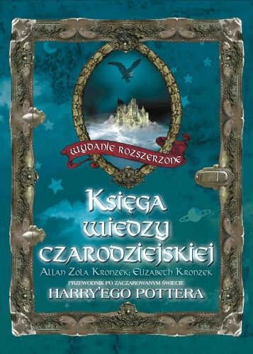 Księga wiedzy czarodziejskiej - rozszerzona - NOWA