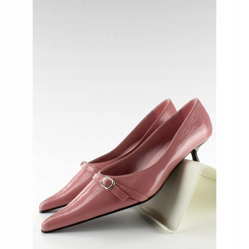 Half Shoe Lasocki SOFIA WKL 3 BROWN