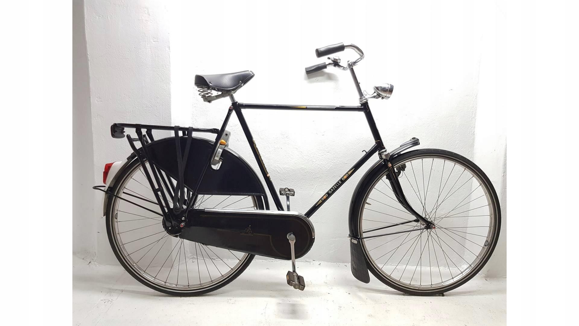 Gazelle Populair 28'' rower holenderski, klasyczny