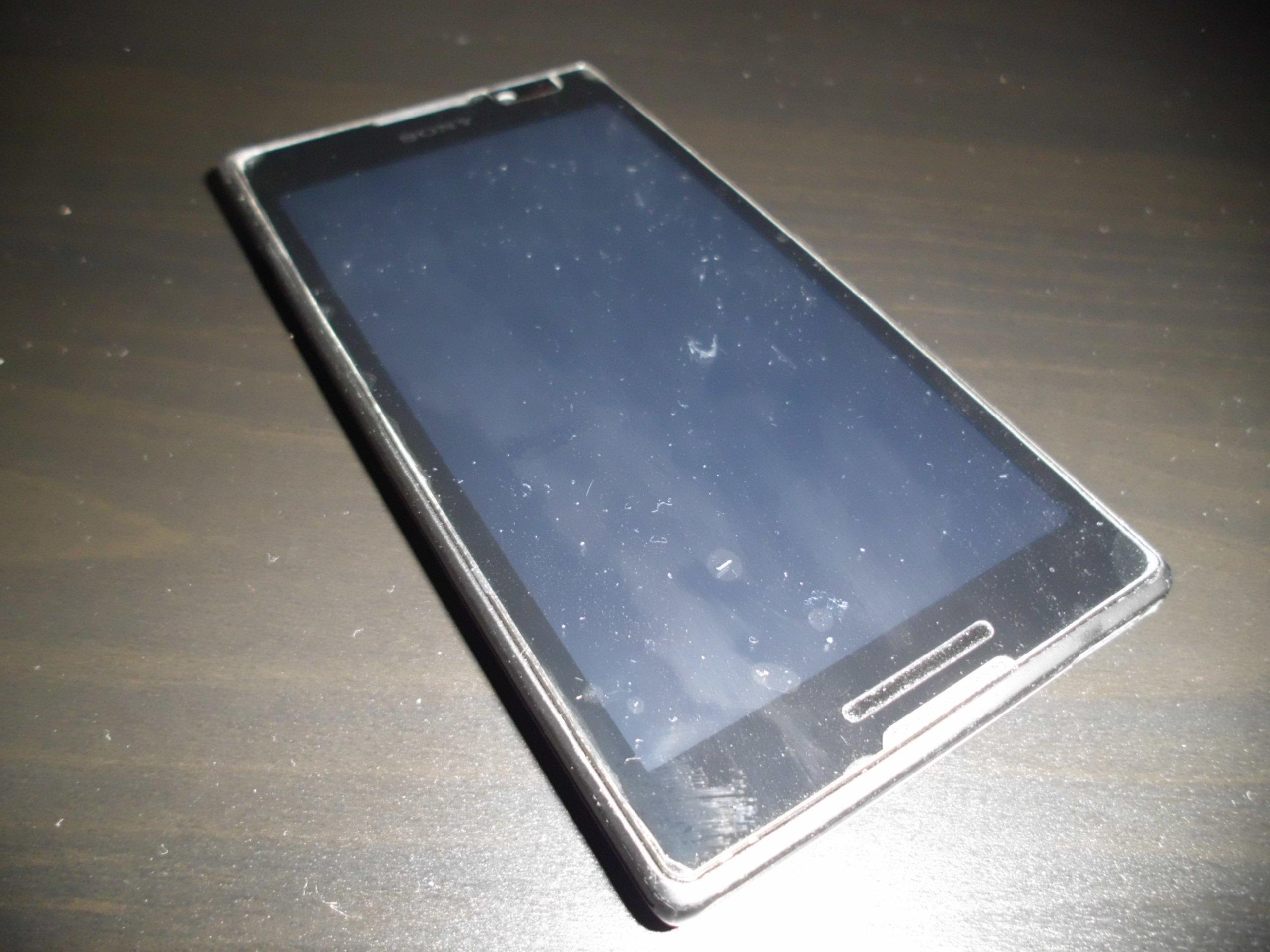 SONY Xperia C DUAL C2305 S39h damaged BCM od 1 zł