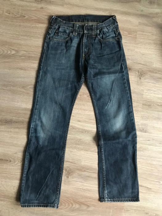 Spodnie jeansowe Levi's 506 Denim