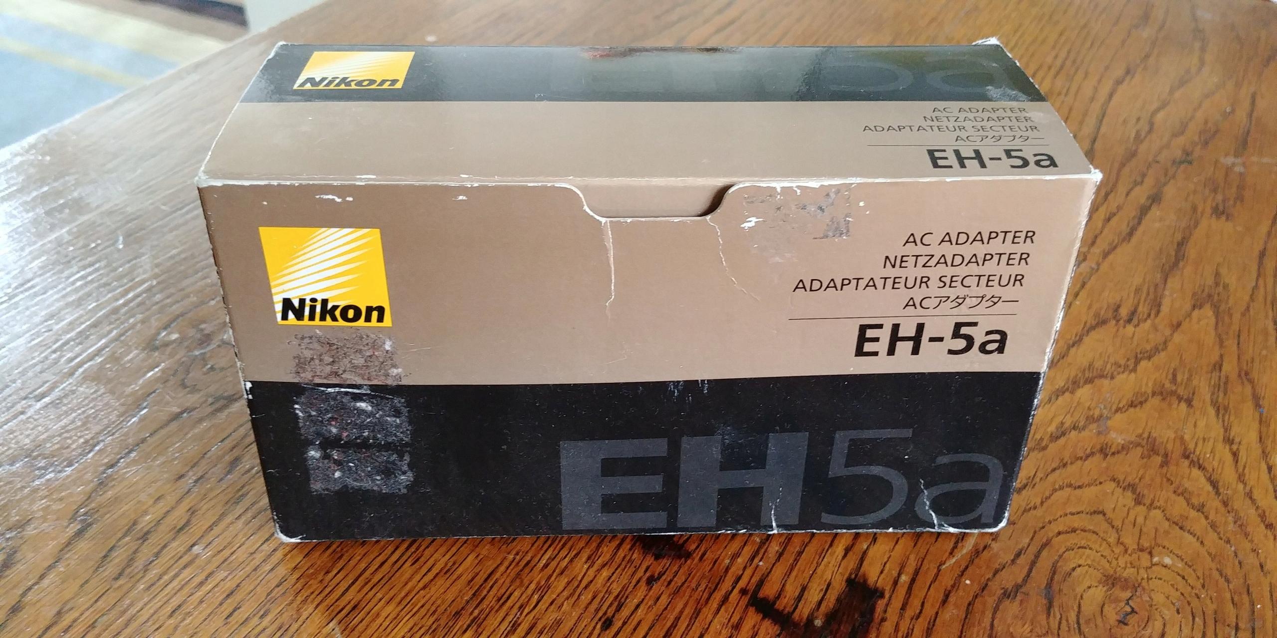 Zasilacz NIKON EH-5a