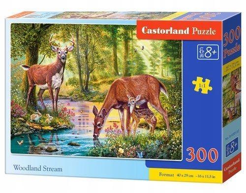 Puzzle Woodland Stream 300
