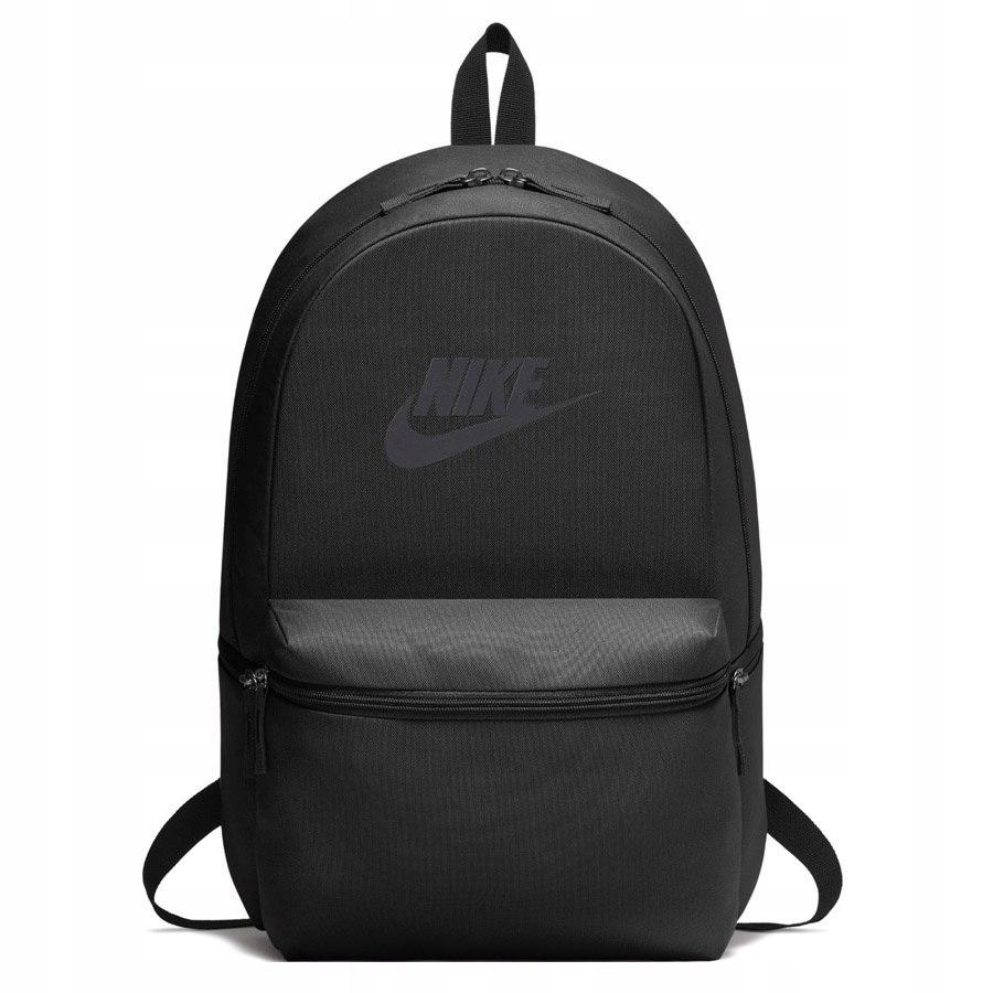 Plecak Nike BA5749 010 Heritage czarny