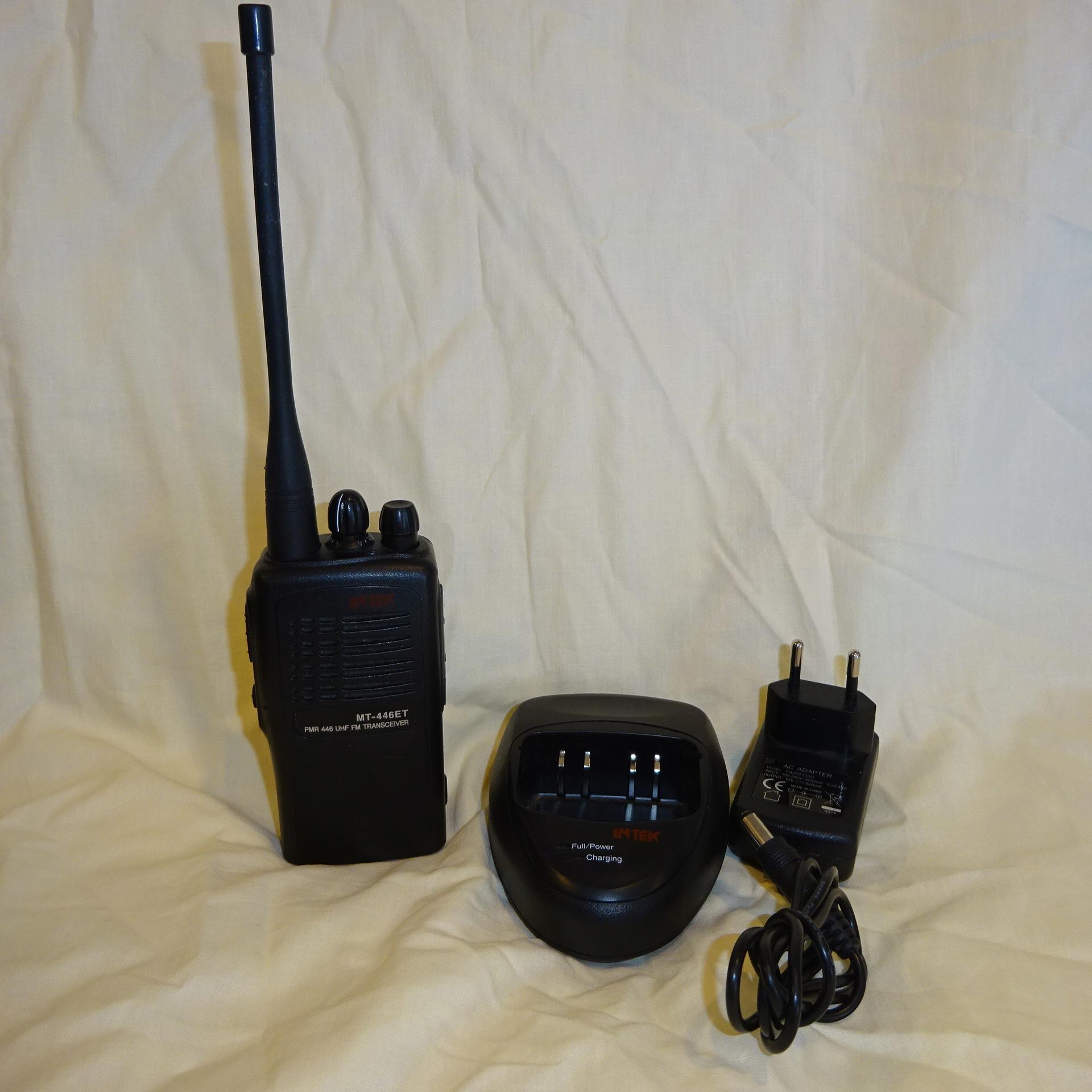 Radiotelefon Intek MT446ET